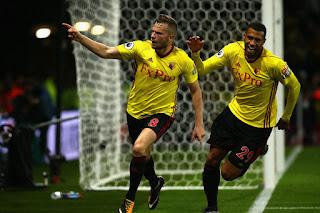 Video Watford - Tottenham: Vấp ngã đáng tiếc