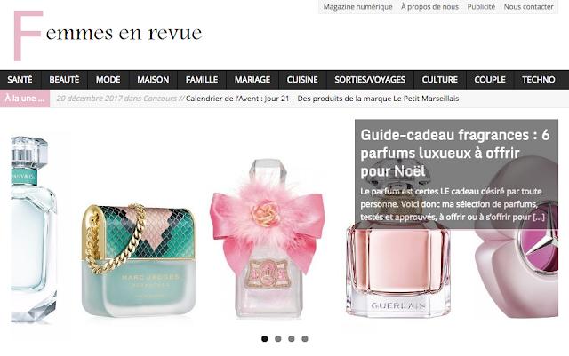 Femmes en revue blogue blog québécois