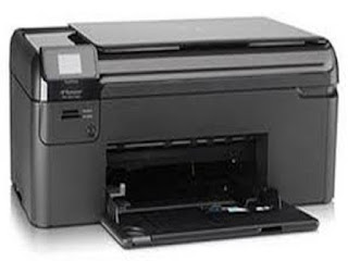 Picture HP Photosmart B109a Printer