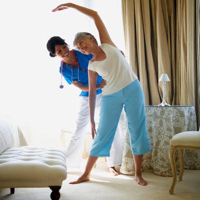 Auto e Basket: Fisioterapia a domicilio. L'assistenza..