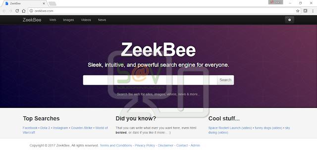 ZeekBee.com (Hijacker)