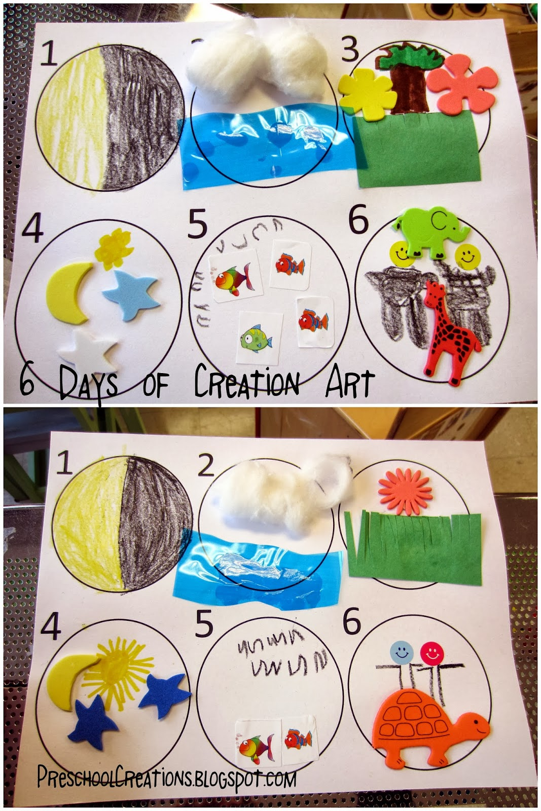 Preschool Creations