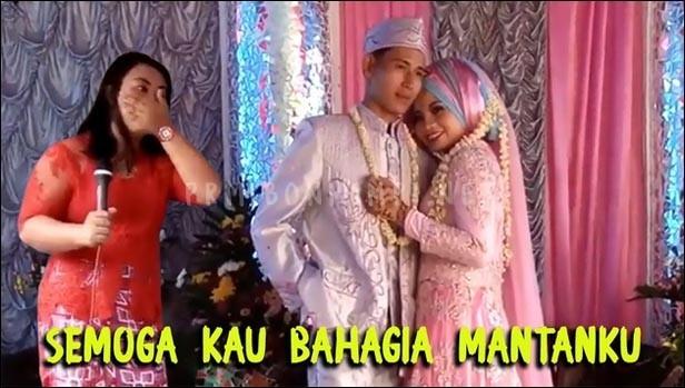Mimpi Mantan Menikah