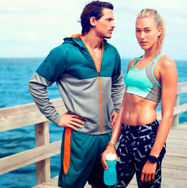 H&M Sports Spring 2015, H&M, Sports attire, sports wear
