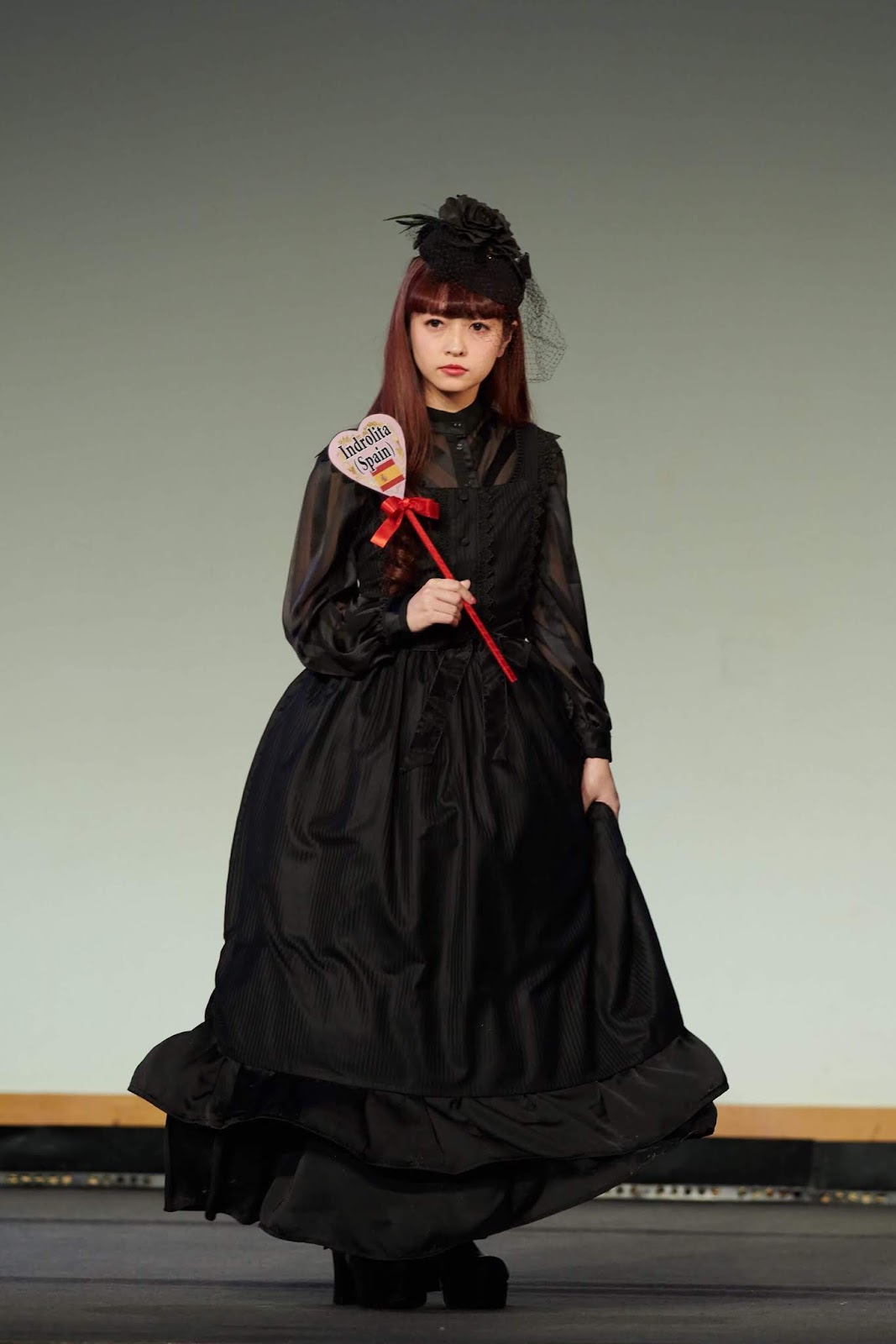 Fashion Show: Princesses in the Garden of the World ~ World Lolita Collection Pictures