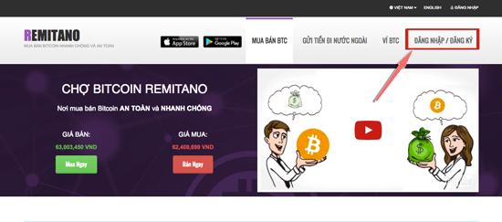 Hướng dẫn đăng ký tài khoản Remitano & xác thực để mua bán – giao dịch Bitcoin, BCH, ETH, USDT