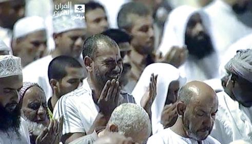 Ini 13 Pesan Penting Imam Masjidil Haram Syaikh Mahir Sebelum Ramadhan Pergi