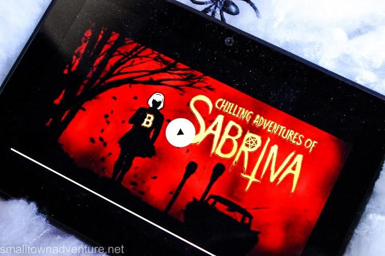 Jahresrückblick Serien, Netflix Sabrina Rezension, Jahreshighlights 2018, Serienjunkie, Filmblogger, Jahresrückblick Blogger