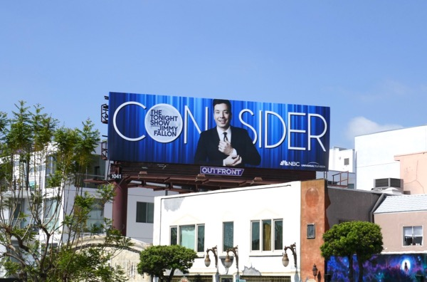 Jimmy Fallon 2018 Emmy FYC billboard