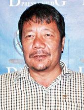 Suraj Subba, general secretary  Janmukti Parcha-Patta Sangrash Committe