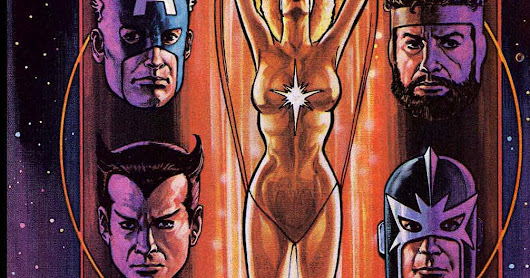 Marvel Comics of the 1980s: 1985: The Eros Avenger part V: Nebuh-Bye-Bye Now
