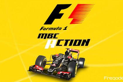 MBC Action - Formula 1 Broadcast 2019 - Free