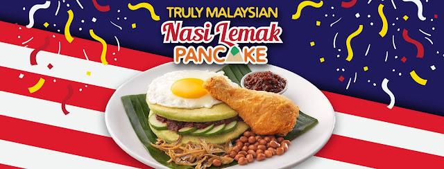 Pancake House Nasi Lemak Pancake Promotion