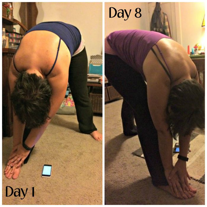 Comparison Foundation Stretch 2 - Week 2 [#JourneytoSplits at High-Heeled Love]