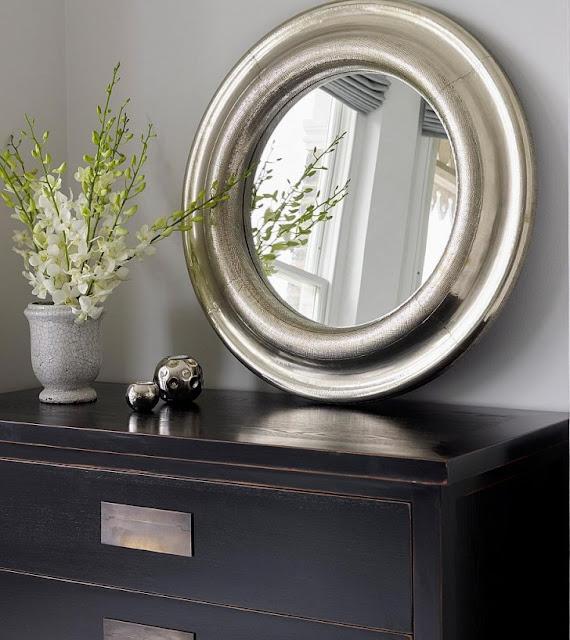 Espelho decorativo moderno