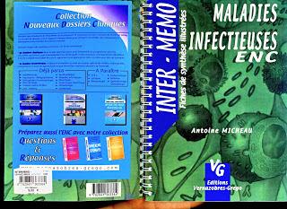 INTER MEMO MALADIES INFECTIEUSES