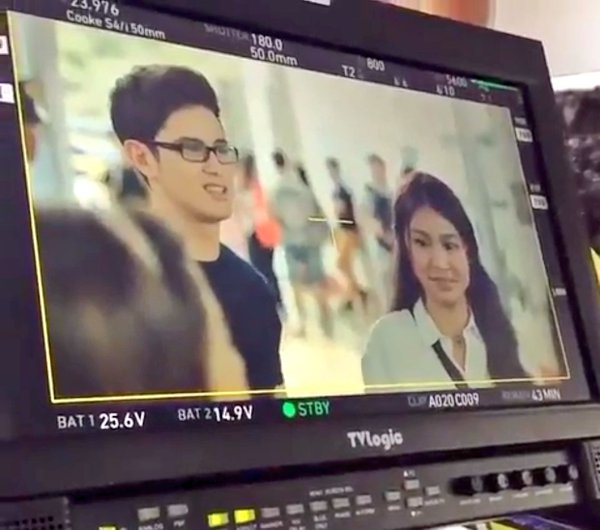 First Look: This Time starring James Reid and Nadine Lustre