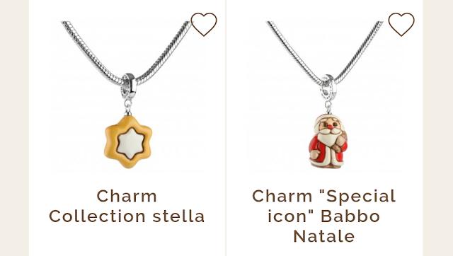 charm collection natale thun