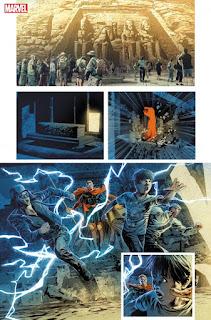 """Primeras imágenes del cómic """"Infinity Countdown Prime"""""""