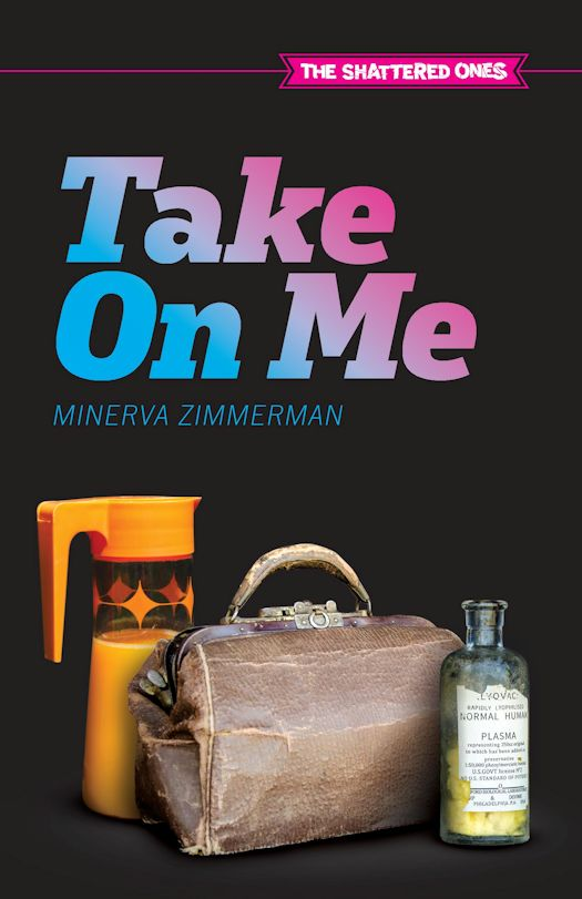 Interview with Minerva Zimmerman, author of Take On Me