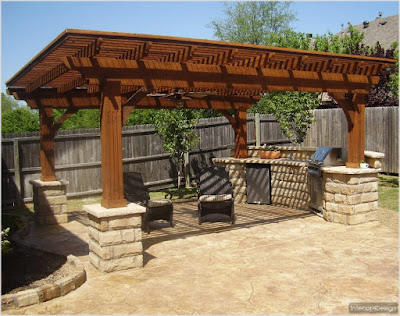 Great Patio Design Ideas Side and Backyard Decorating Ideas 7