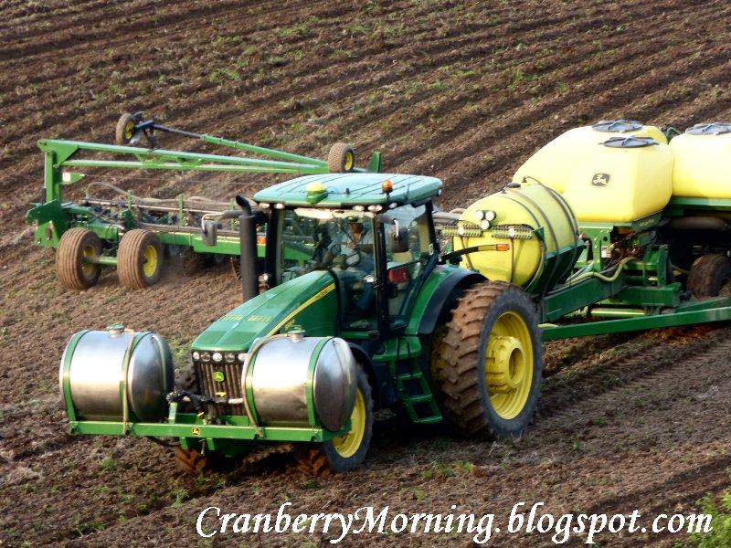 Farm Machinery And Equipment : Cranberry morning john deere monster farm equipment