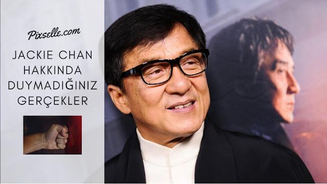 Jackie Chan Hakkında Duymadığınız Gerçekler pixselle
