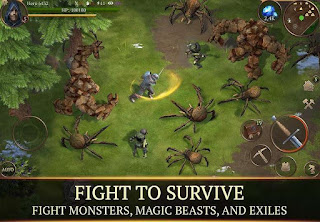 Free Stormfall Saga of Survival MOD APK
