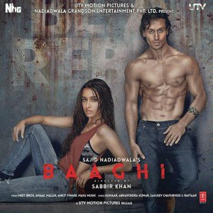 Baaghi (2016) Songs PK, Baaghi (2016) Mp3 Songs Download, Baaghi (2016) Bollywood Mp3 Songs Pk, Baaghi (2016) Movie Songs, Baaghi (2016) PK Songs, Baaghi (2016) Songs
