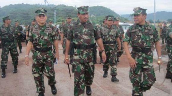 Panglima TNI Latgab 2012