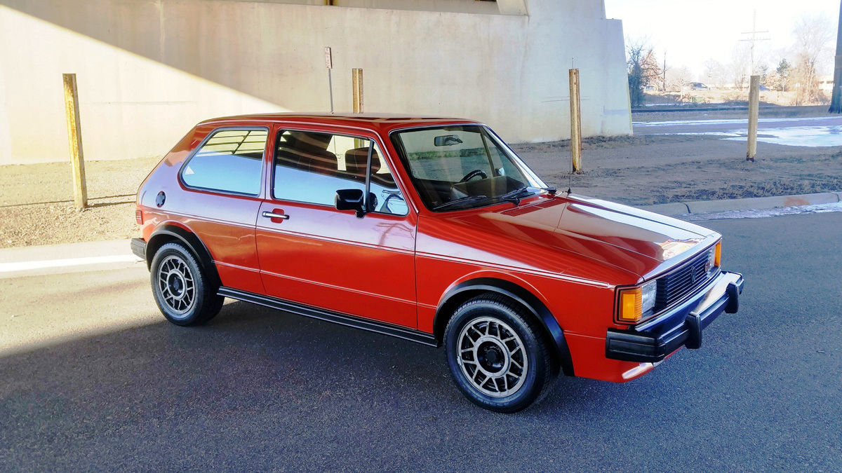 Find This 1983 Volkswagen Rabbit Gti Here On Ebay Bidding For 6 600 In Hopkins Mn With 3 Days To Go