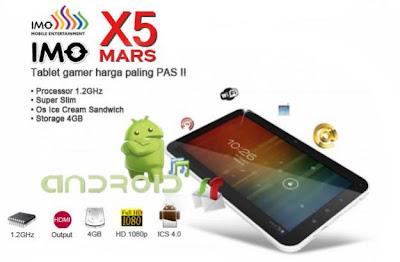 Daftar Harga Tablet Android Murah di Bawah 1 Jutaan