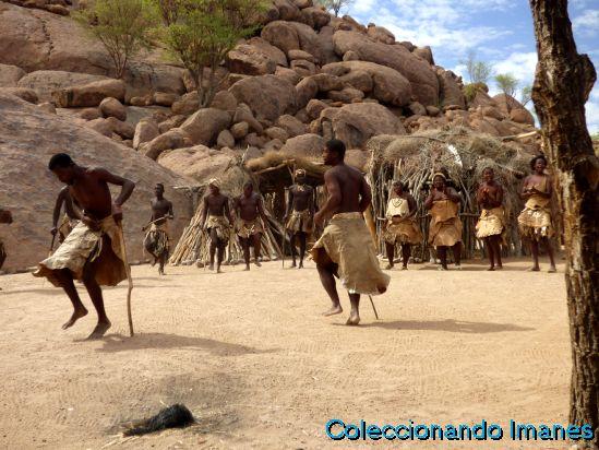 Visita Damara Living Museum Namibia