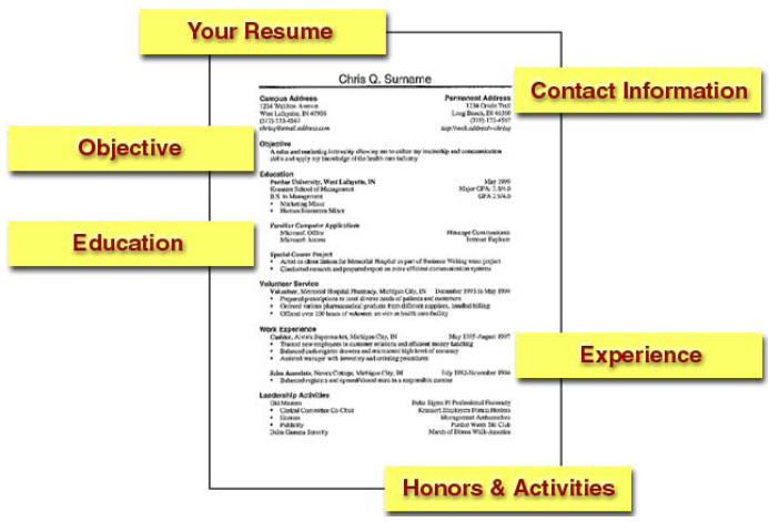 Top 10 Mistakes to be avoided while preparing your Resume! - Bank