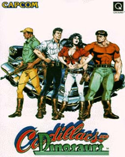 Cadillacs and Dinosaurs Full Version PC Games Free Download