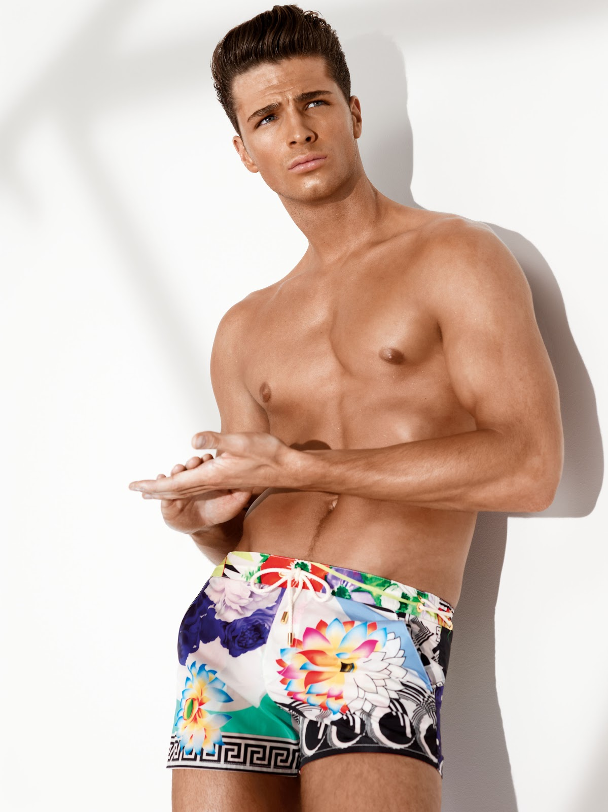 The Style Examiner: Versace Launches New Underwear and