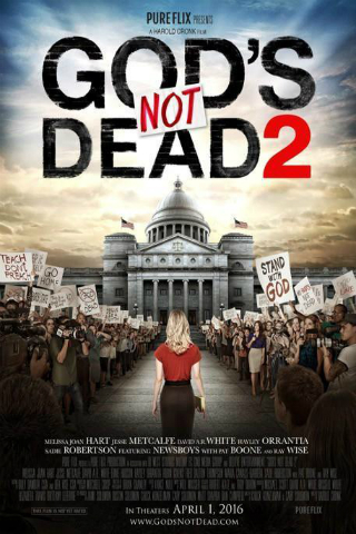 God's Not Dead 2 [2016] [DVDR] [NTSC] [Latino]