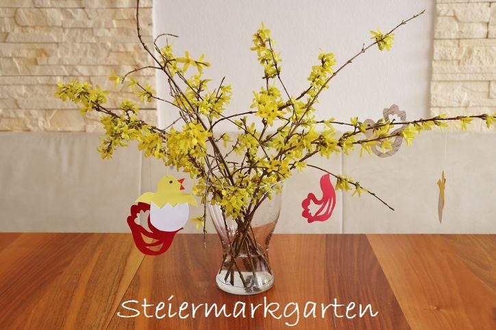 Osterstrauch-Anhänger-selber-basteln-Kinder-Steiermarkgarten