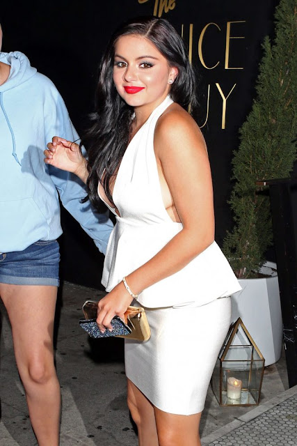 Ariel Winter at The Nice Guy in Los Angeles