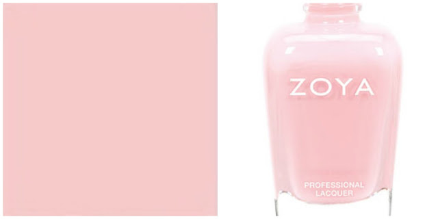 Rose Quartz Zoya Dot