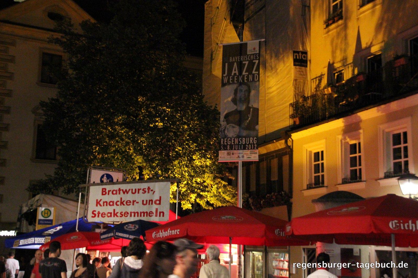 Jazzweekend Regensburg Programm