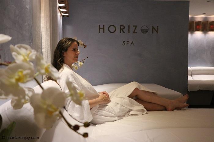 ספא Horizon במלון שרתון תל אביב