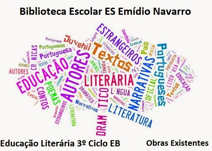 BE ESEN - Educação Literária