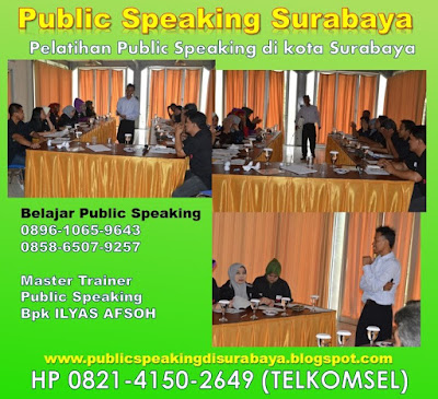 Seminar Public Speaking Surabaya