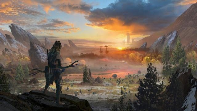 يوبيسوفت تعلن ضم المطور Samrat Sharma منتج لعبة Horizon : Zero Dawn