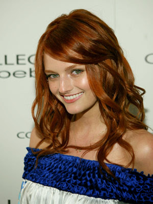 7 hottest dark red hair color