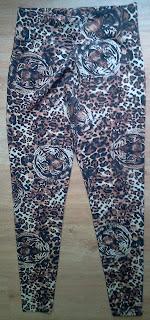legging animal print G