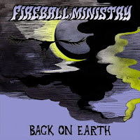 Fireball Ministry - Back on Earth (lyric video)