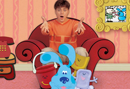 Senior Media Thesis Blues Clues Blast From The Past