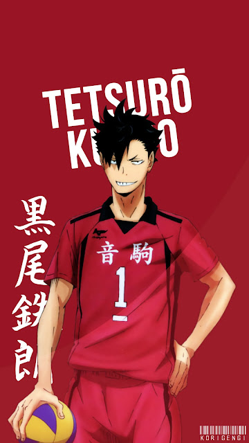 Tetsuro Kuroo Wallpaper